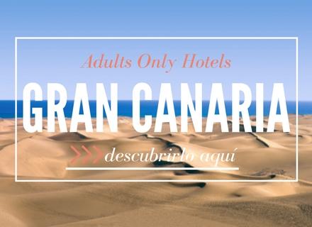 Hoteles sin niños en Gran Canaria