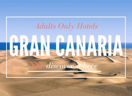 Adults Only Hotels on Gran Canaria