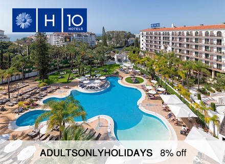 H10 Andalucia Plaza Adults Only