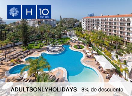 H10 Andalucia-Plaza Hotel Solo Adultos Costa del Sol Spain