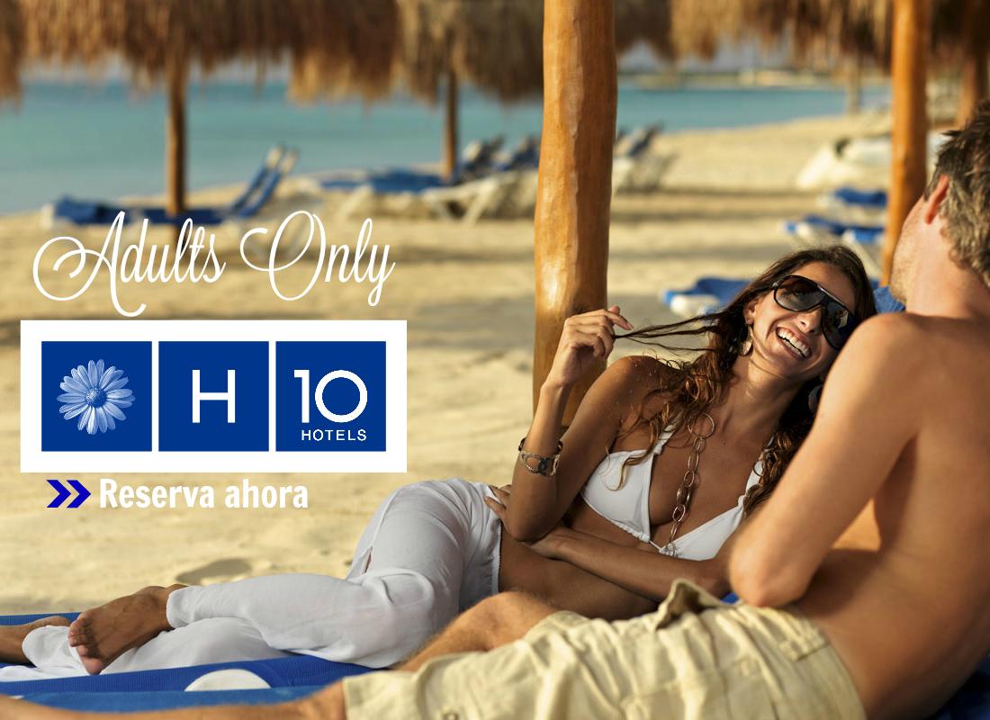H10 Hoteles Solo para Adultos en todo el mundo
