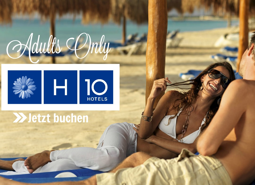 Adults Only Offer H10 Hotels