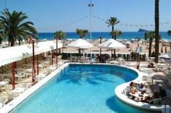 Отель с собственным пляжем на коста бланка