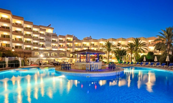 Hotel Tropical Playa Palma Nova