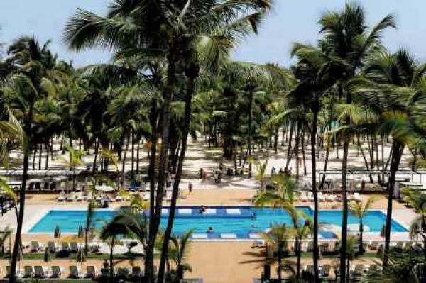 schönes ruhiges hotel aruba