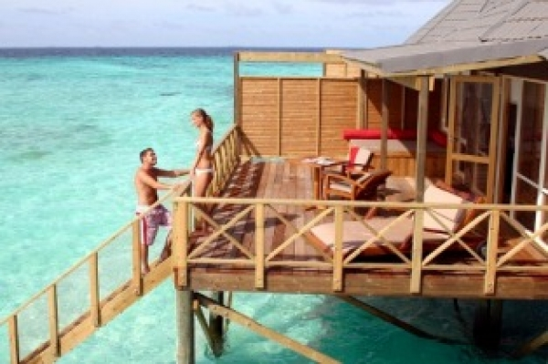 Adult only vacation resort are